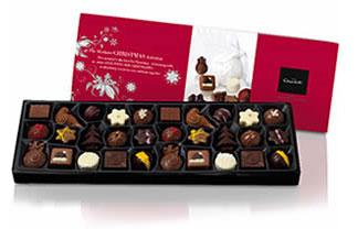 Christmas Chocolates - Fabulous Christmas Gifts from Hotel Chocolat